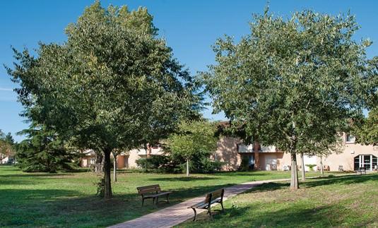 maison de retraite de Residence le Prat