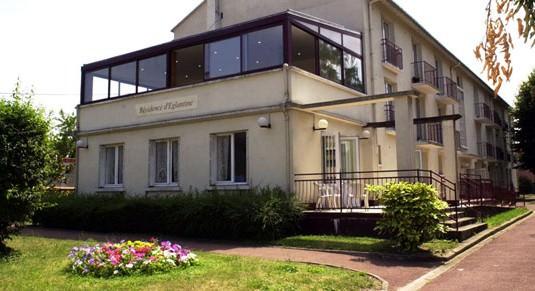 maison de retraite de Residence d'Eglantine