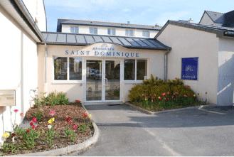 maison de retraite de Saint Dominique