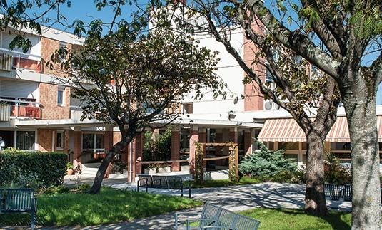 maison de retraite de Residence le Pin