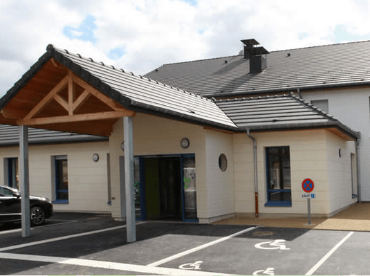 maison de retraite de Les Eaux Vives – Pierrefitte-Sur-Aire