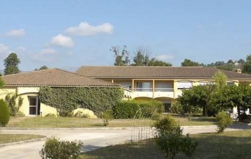 maison de retraite de Les Amandiers