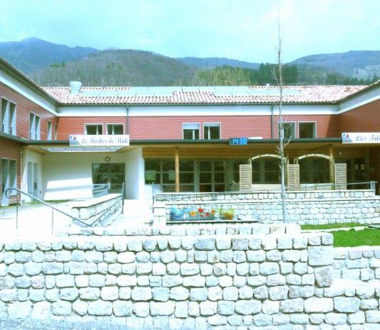 maison de retraite de Les Tilleuls /le Rocher de Midi