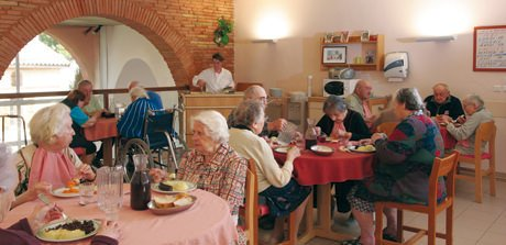 maison de retraite de Sas Castel Girou