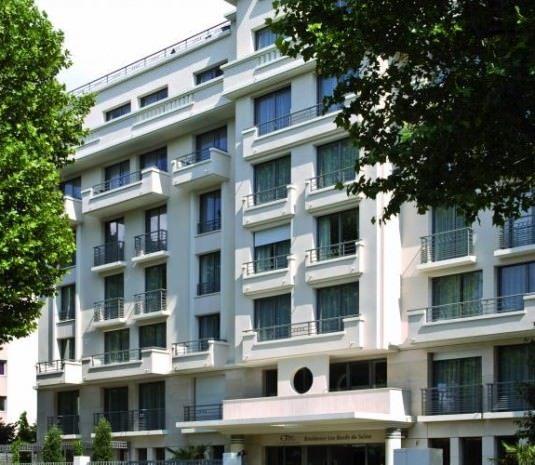 maison de retraite de Les Bords de Seine