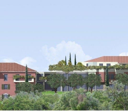 maison de retraite de La Villa Falicon