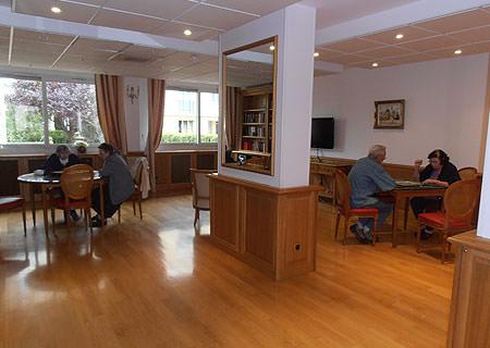 maison de retraite de Foyer Residence debenedetti