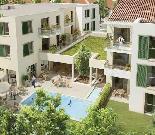 maison de retraite de Le Clos Saint Jean – Residence Seniors