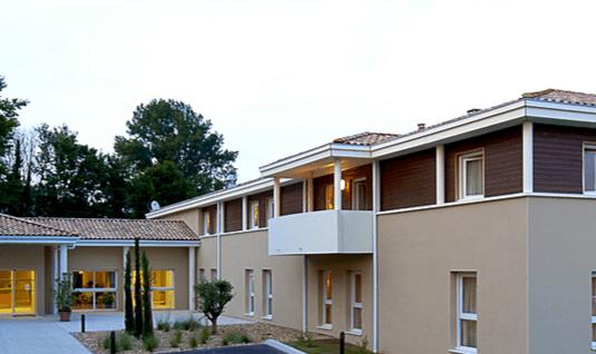 maison de retraite de Le Bourg Nouveau