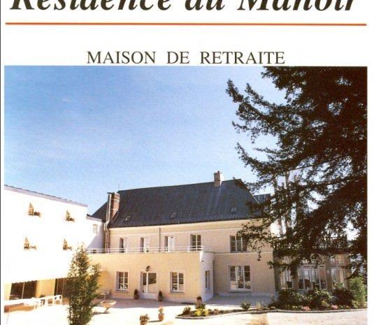 maison de retraite de Le Manoir