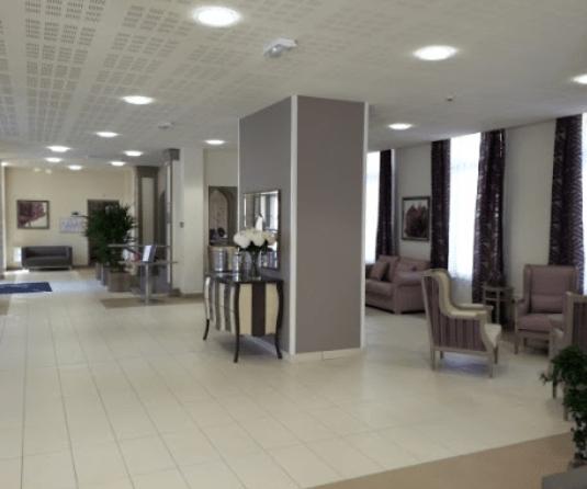 Maison de retraite st jean great salle de bain residence for Salle de bain maison de retraite