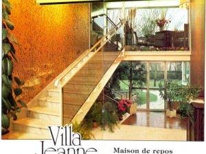 maison de retraite de Villa Jeanne d'Arc