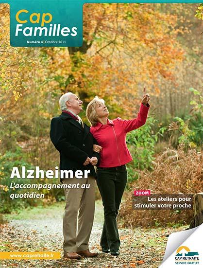 Guide Maladie d'Alzheimer | Cap Retraite