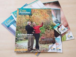 Maladie d'Alzheimer, l'accompagnement au quotidien