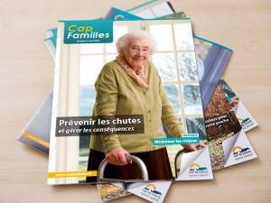 Prévenir les chutes des personnes âgées