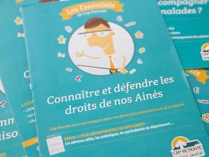 Connaître et défendre les droits de nos Ainés