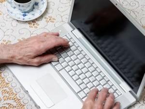 La génération des seniors connectés