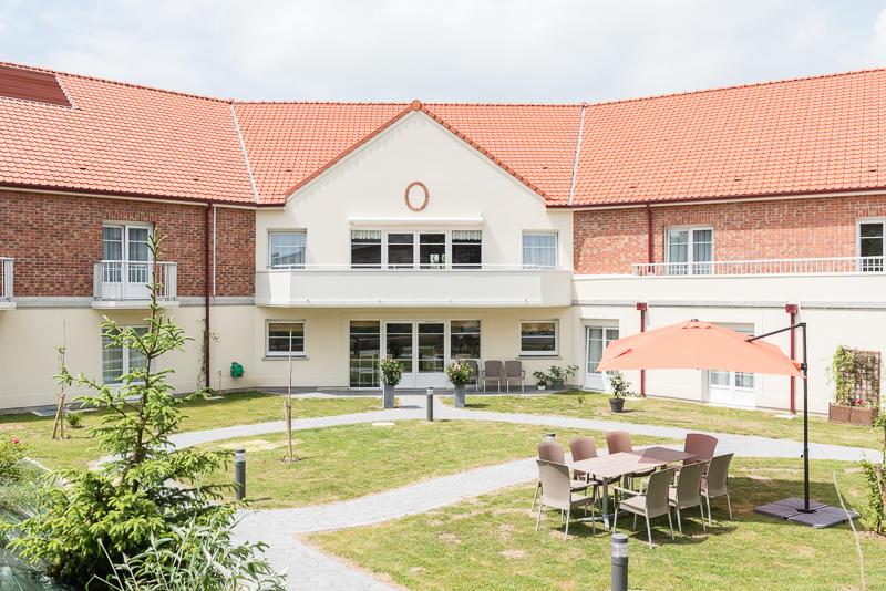 Maison de retraite les amandines cambrai 59 for Accueil temporaire en maison de retraite