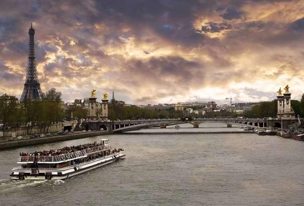 Les vacances d'été des seniors parisiens