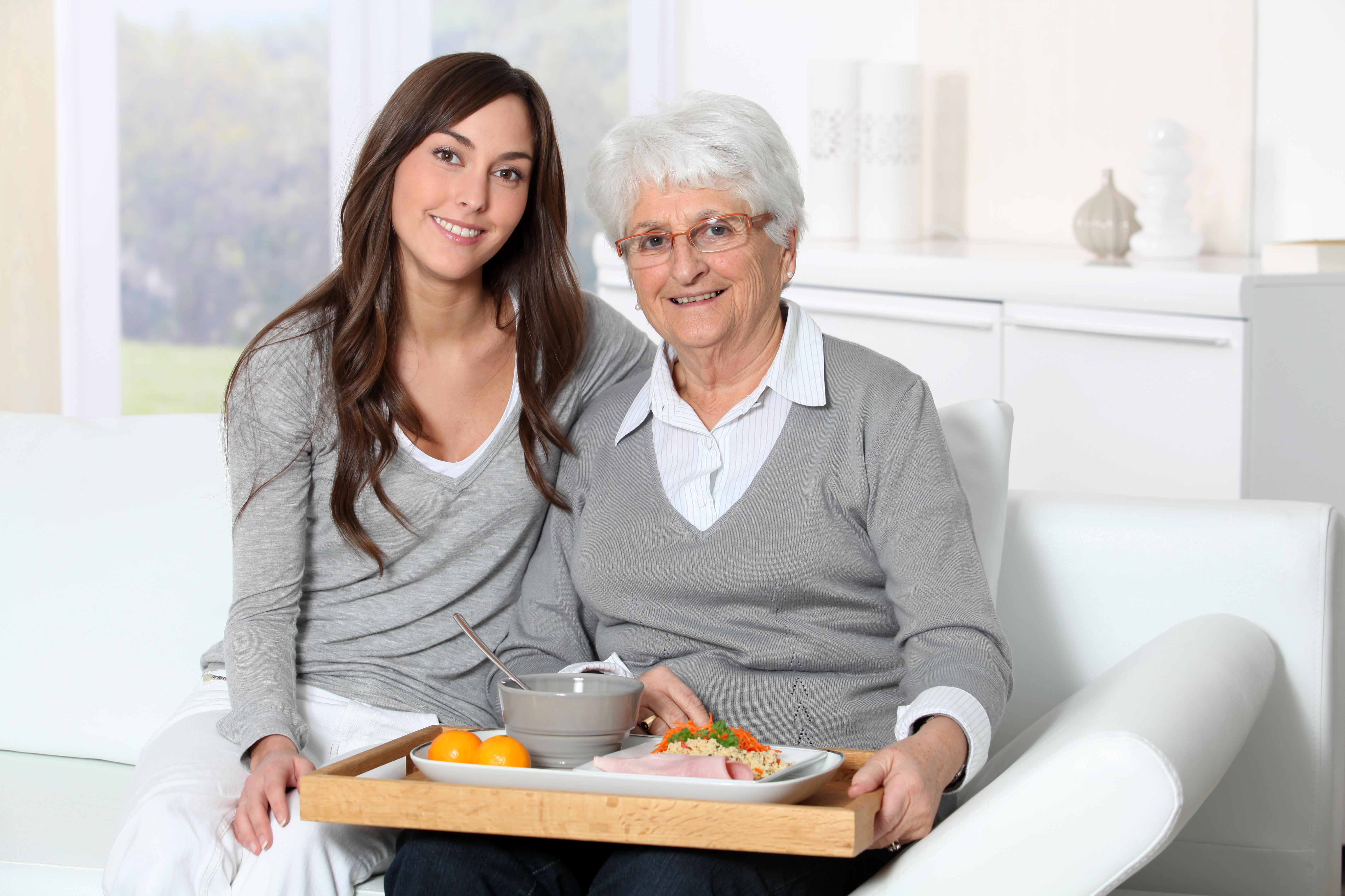 Les personnes âgées plus épanouies que les jeunes générations