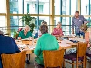 Zoom sur les activités pour les seniors à Marseille