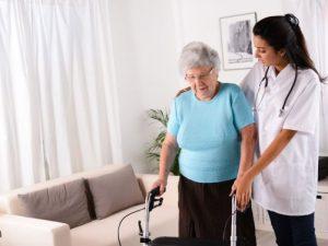 Le maintien à domicile des personnes âgées en Seine-et-Marne