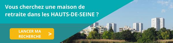 Trouver une maison de retraite dans les Hauts-de-Seine