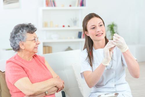 Épidémie de grippe : savoir protéger les personnes âgées