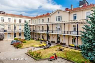 maison de retraite de Résidence Le Parc