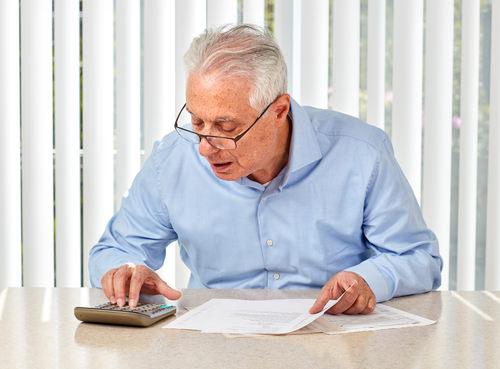 La fiscalité de la personne âgée en maison de retraite