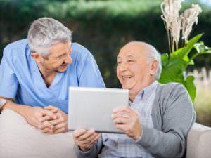 Calcul des aides sociales en maison de retraite