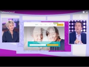 France 2 met en avant le comparateur de maisons de retraite Cap Retraite