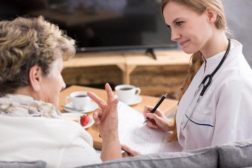 Comment accéder aux soins infirmiers à domicile (SSIAD) ?