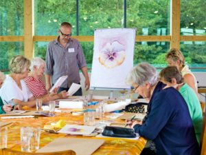L'art thérapie pour lutter contre la maladie d'Alzheimer