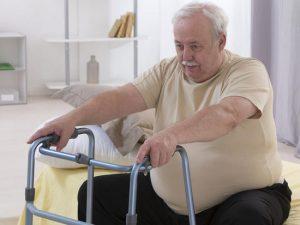 Obésité des seniors : risques et prévention