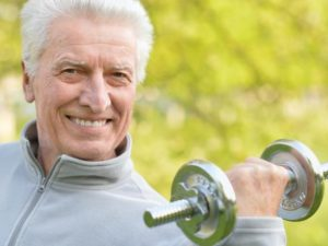 Les sept habitudes des personnes âgées en bonne santé