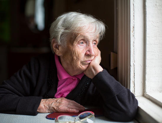 Isolement et solitude : près d'un million de seniors sont concernés