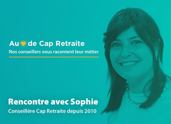 Sophie Berdah : la satisfaction d'aider des familles en détresse