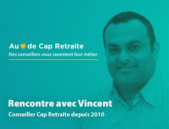 Vincent Netter : « Pour moi, le côté humain est important ! »