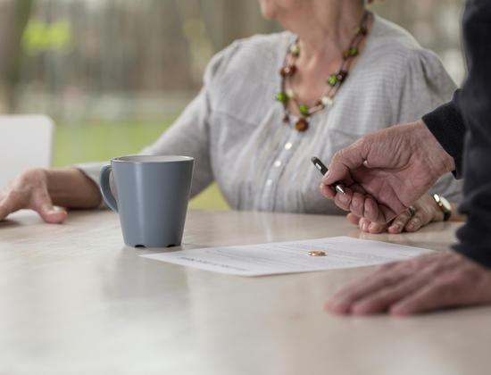 Les conséquences financières du divorce des seniors