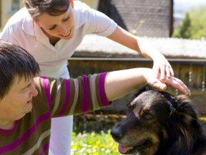 Personnes handicapées vieillissantes : prise en charge en Ehpad