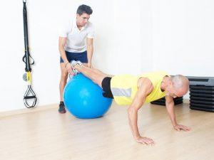 L'entraînement fonctionnel pour les personnes âgées