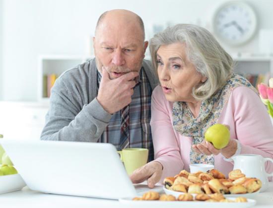 Top 10 des atouts d'Internet pour les seniors