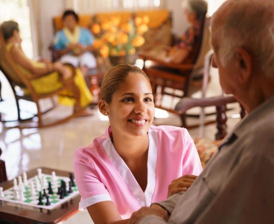 Les grands groupes de maisons de retraite de France