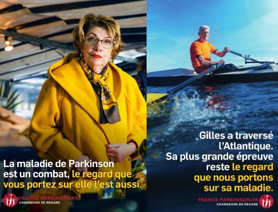 Traverser l'Atlantique pour changer le regard sur la maladie de Parkinson