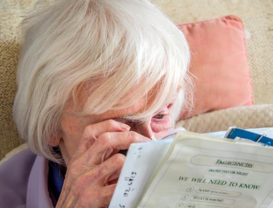 Dégénérescence maculaire liée à l'âge – DMLA : définition et prévention