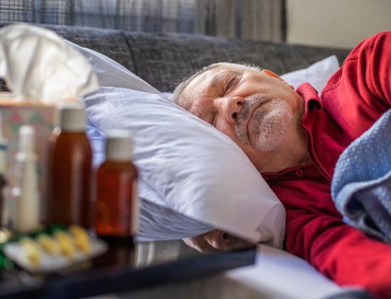 Le manque de sommeil néfaste pour le cœur des seniors