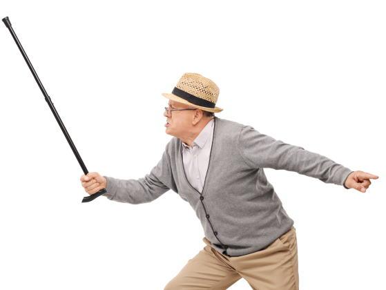 5 conseils d'auto-défense pour les seniors