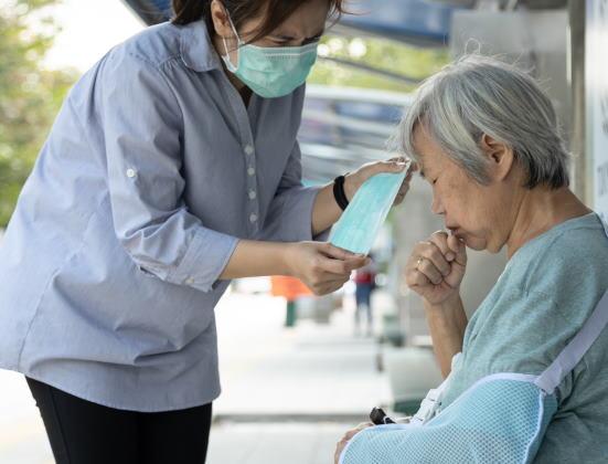 Coronavirus 2019 : les personnes âgées fortement touchées