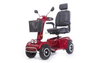 Scooter électrique de route